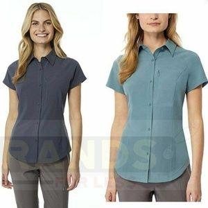 Women's Outdoor Performance Top Button Down Shirt